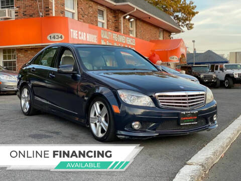 2010 Mercedes-Benz C-Class for sale at Bloomingdale Auto Group - The Car House in Butler NJ