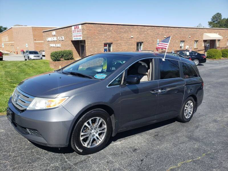 2011 Honda Odyssey for sale at ARA Auto Sales in Winston-Salem NC