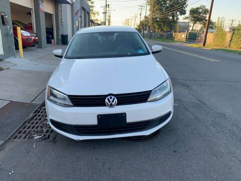 2012 Volkswagen Jetta for sale at SUNSHINE AUTO SALES LLC in Paterson NJ