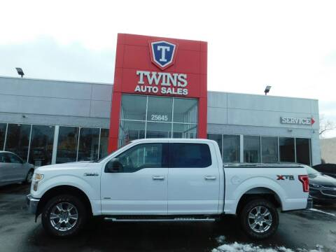 2017 Ford F-150 for sale at Twins Auto Sales Inc Redford 1 in Redford MI