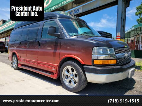 2003 Chevrolet Express Cargo for sale at President Auto Center Inc. in Brooklyn NY