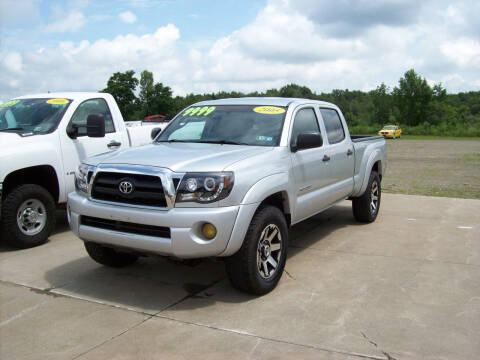 2005 Toyota Tacoma for sale at Summit Auto Inc in Waterford PA