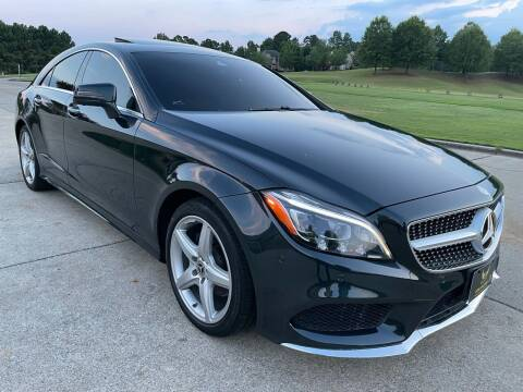 2015 Mercedes-Benz CLS for sale at Legacy Motor Sales in Norcross GA