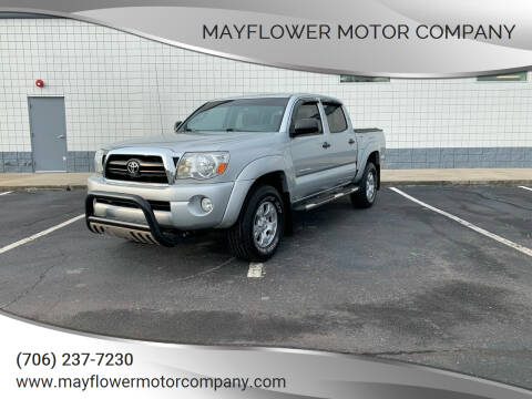 2008 Toyota Tacoma for sale at Mayflower Motor Company in Rome GA