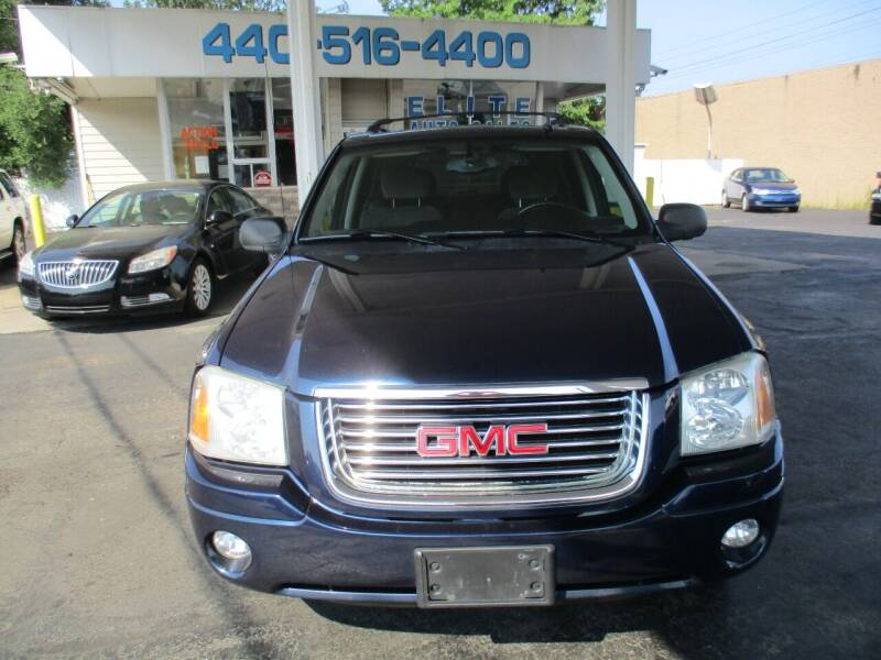 2007 GMC Envoy for sale at Elite Auto Sales in Willowick OH
