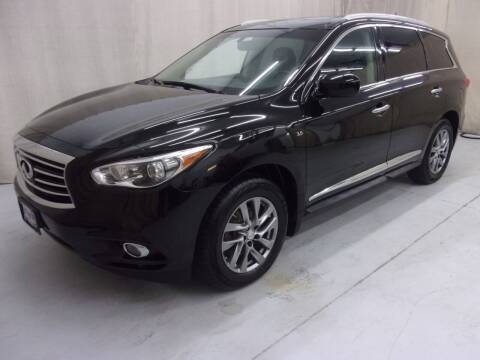 2014 Infiniti QX60 for sale at Paquet Auto Sales in Madison OH