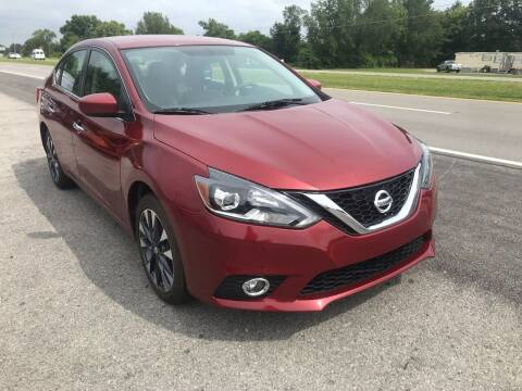 2016 Nissan Sentra for sale at Tennessee Auto Brokers LLC in Murfreesboro TN