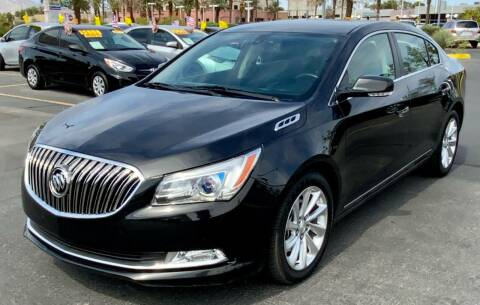 2015 Buick LaCrosse for sale at Charlie Cheap Car in Las Vegas NV