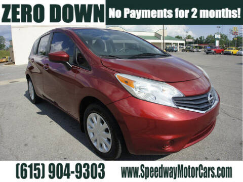 2016 Nissan Versa Note for sale at Speedway Motors in Murfreesboro TN
