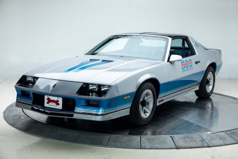 1982 Chevrolet Camaro for sale at Duffy's Classic Cars in Cedar Rapids IA