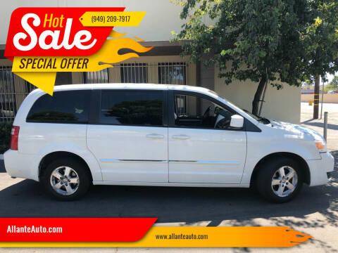 2008 Dodge Grand Caravan for sale at AllanteAuto.com in Santa Ana CA