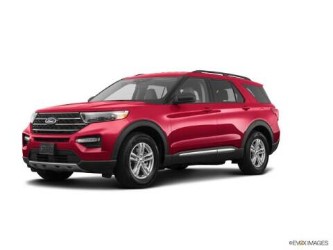2020 Ford Explorer for sale at Ken Wilson Ford in Canton NC