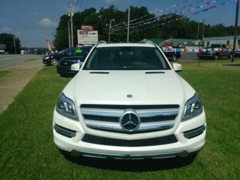 2014 Mercedes-Benz GL-Class for sale at AUTOPLEX 528 LLC in Huntsville AL