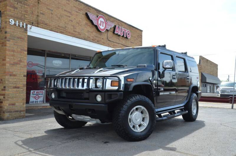 2003 HUMMER H2 for sale at JT AUTO in Parma OH