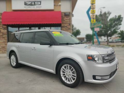 2013 Ford Flex for sale at 719 Automotive Group in Colorado Springs CO