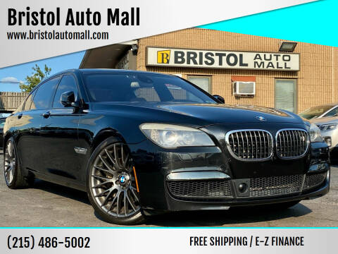 2010 BMW 7 Series for sale at Bristol Auto Mall in Levittown PA