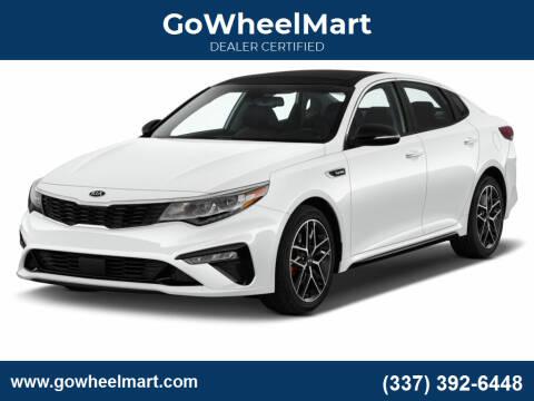 2019 Kia Optima for sale at GoWheelMart in Leesville LA