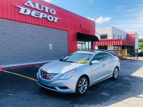 2013 Hyundai Sonata for sale at Auto Depot - Smyrna in Smyrna TN