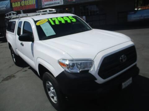 2016 Toyota Tacoma for sale at Quick Auto Sales in Modesto CA