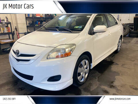 2007 Toyota Yaris for sale at JK Motor Cars in Pittsburgh PA