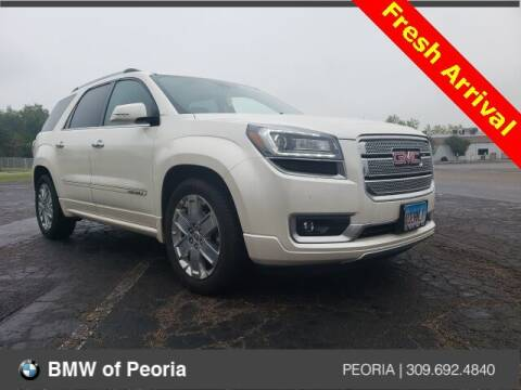 2015 GMC Acadia for sale at BMW of Peoria in Peoria IL