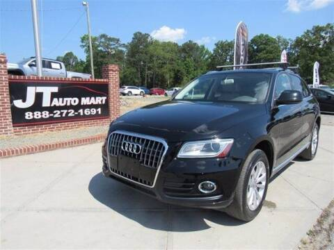 2014 Audi Q5 for sale at J T Auto Group in Sanford NC