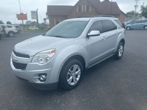 2013 Chevrolet Equinox for sale at Approved Automotive Group in Terre Haute IN
