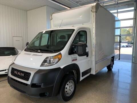 2019 RAM ProMaster Cutaway Chassis for sale at PRINCE MOTORS in Hudsonville MI