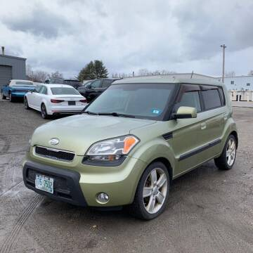 2010 Kia Soul for sale at MBM Auto Sales and Service in East Sandwich MA