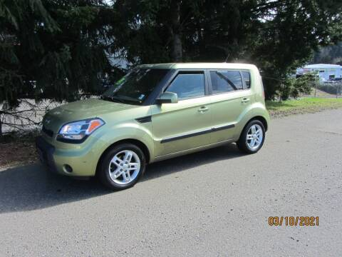 2011 Kia Soul for sale at B & C Northwest Auto Sales in Olympia WA