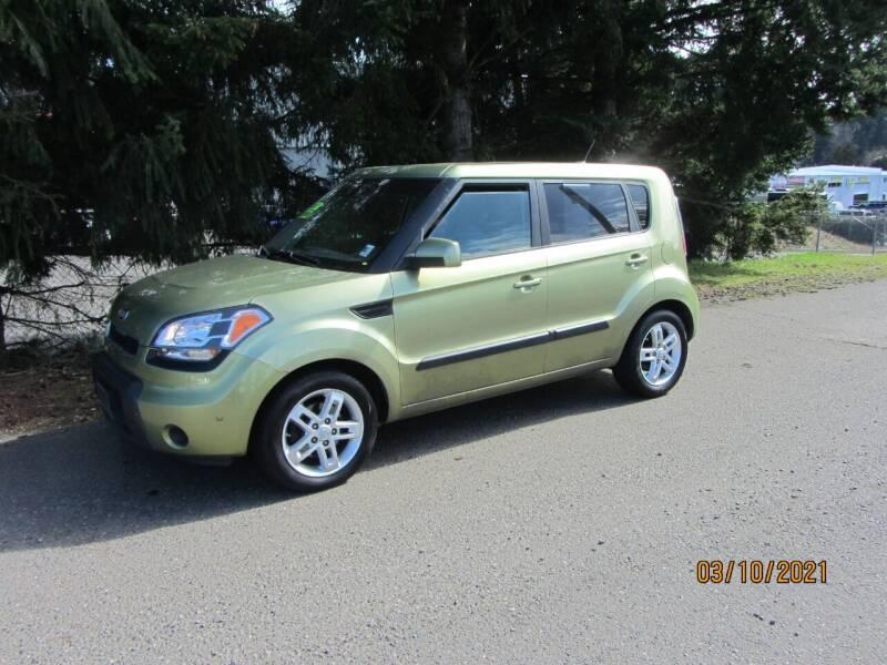2011 Kia Soul for sale at B & C Northwest Auto Sales in Olympia WA