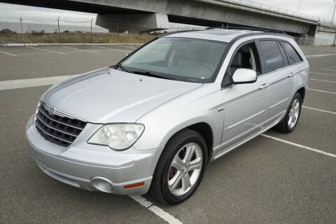 2008 Chrysler Pacifica for sale at Sports Plus Motor Group LLC in Sunnyvale CA