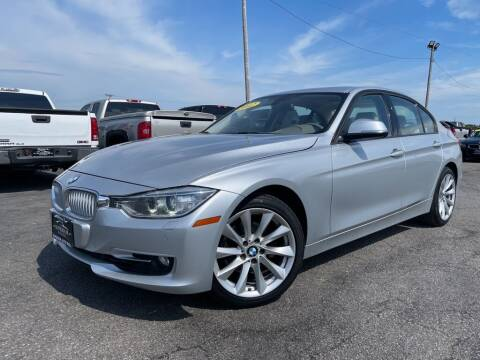 2012 BMW 3 Series for sale at Superior Auto Mall of Chenoa in Chenoa IL