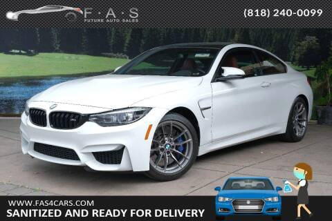 2018 BMW M4 for sale at Best Car Buy in Glendale CA