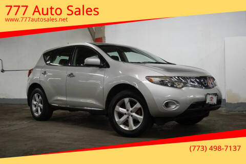 2009 Nissan Murano for sale at 777 Auto Sales in Bedford Park IL