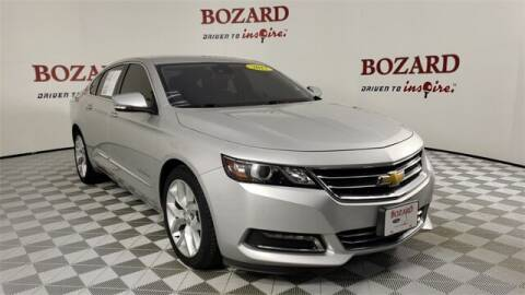 2017 Chevrolet Impala for sale at BOZARD FORD in Saint Augustine FL
