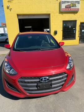 2017 Hyundai Elantra GT for sale at Hartford Auto Center in Hartford CT