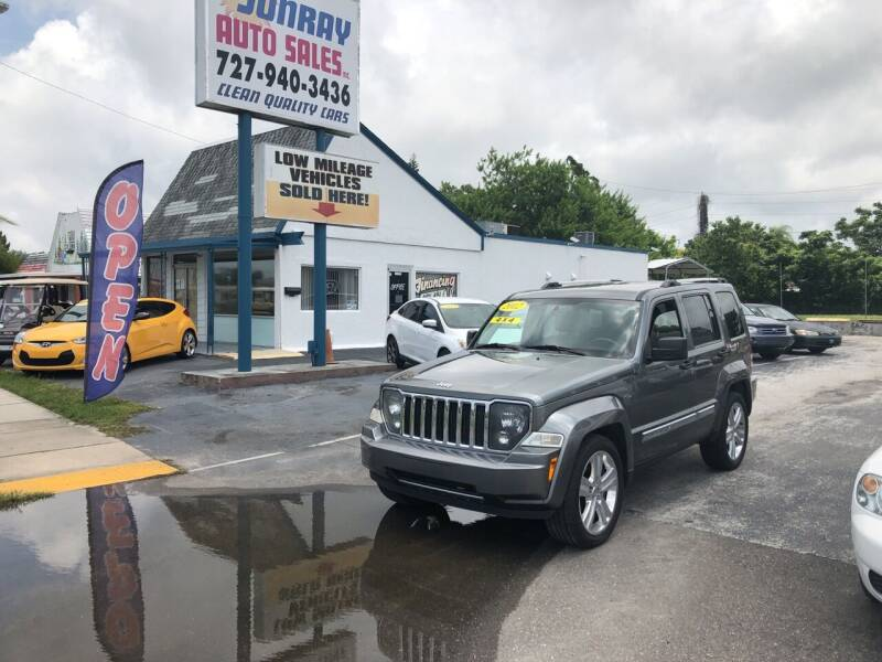 2012 Jeep Liberty for sale at Sunray Auto Sales Inc. in Holiday FL