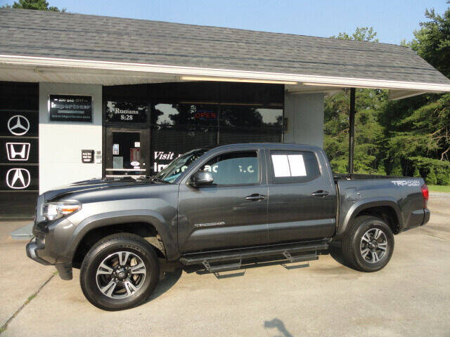 2019 Toyota Tacoma for sale at importacar in Madison NC