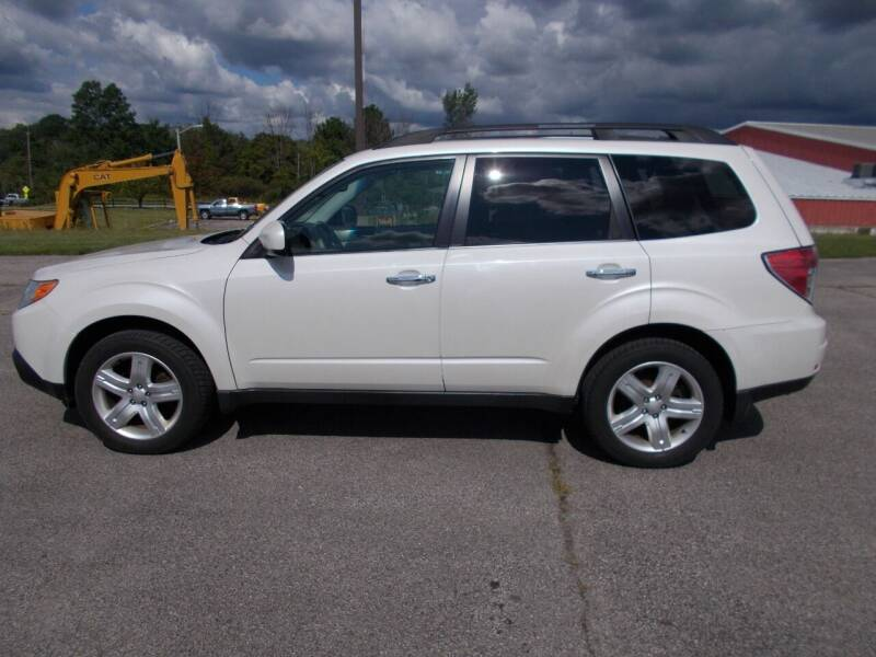 2009 Subaru Forester for sale at Rt. 44 Auto Sales in Chardon OH