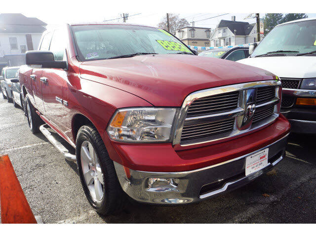 2010 Dodge Ram Pickup 1500 for sale at M & R Auto Sales INC. in North Plainfield NJ