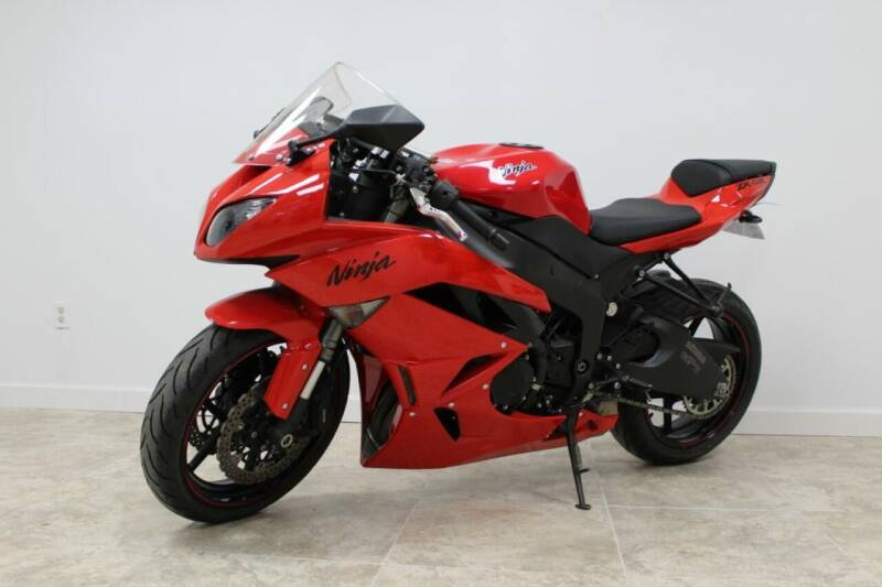 2012 Kawasaki Ninja ZX-6R for sale at Texotic Motorsports in Houston TX