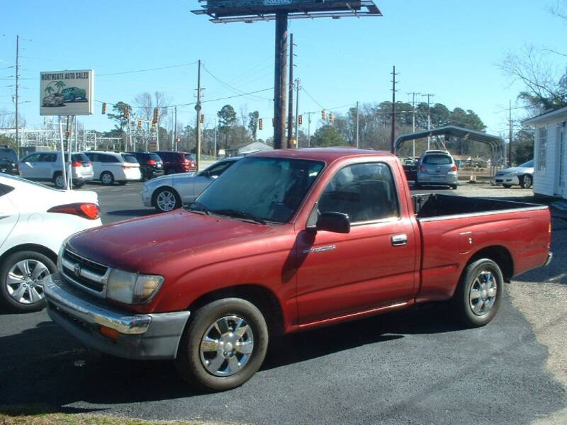 1999 Toyota Tacoma for sale at Northgate Auto Sales in Myrtle Beach SC