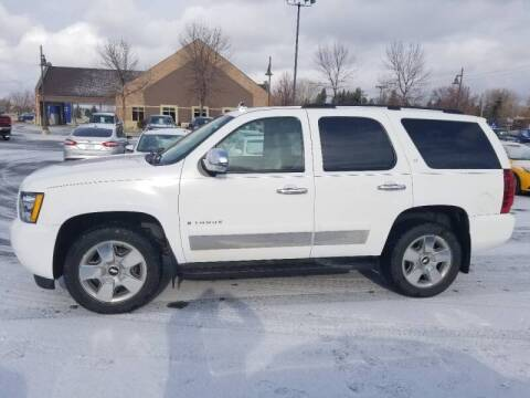 2007 Chevrolet Tahoe for sale at ROSSTEN AUTO SALES in Grand Forks ND