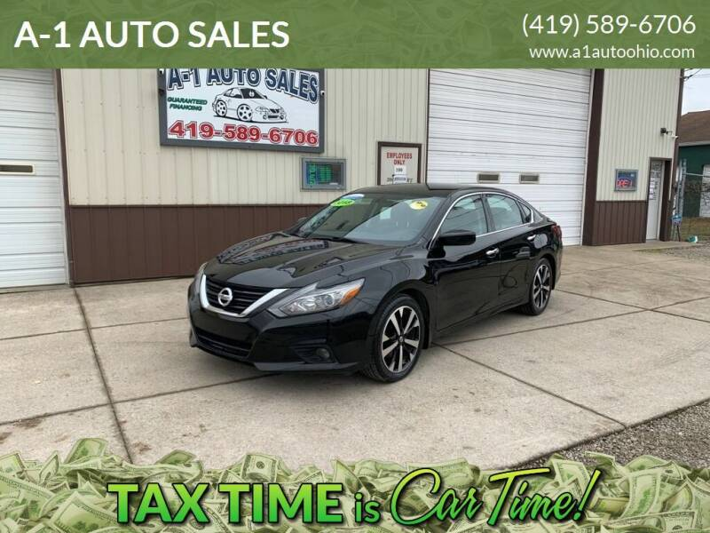 2018 Nissan Altima for sale at A-1 AUTO SALES in Mansfield OH