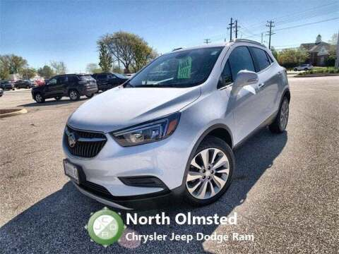 2019 Buick Encore for sale at North Olmsted Chrysler Jeep Dodge Ram in North Olmsted OH