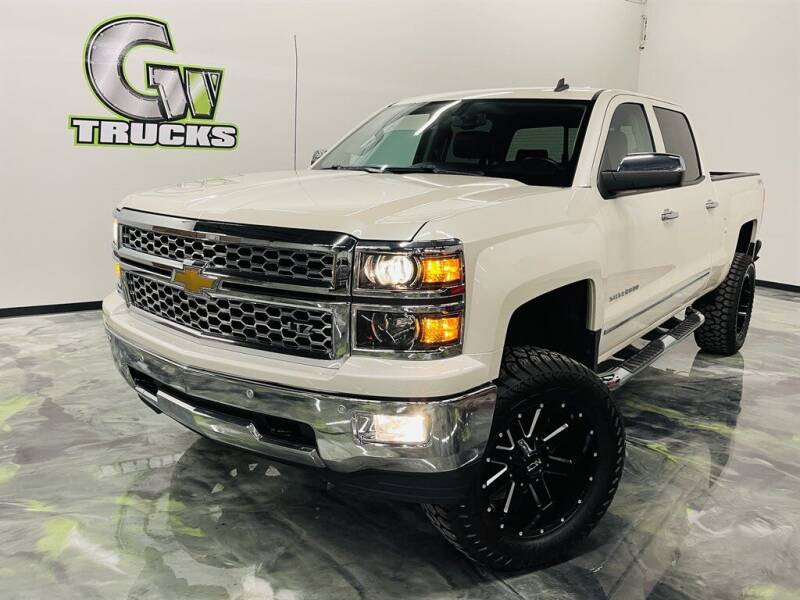 2014 Chevrolet Silverado 1500 for sale at GW Trucks in Jacksonville FL