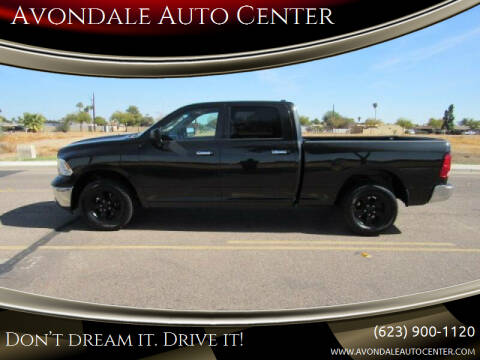 2017 RAM Ram Pickup 1500 for sale at Avondale Auto Center in Avondale AZ