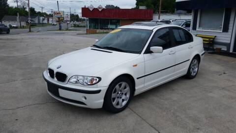 2003 BMW 3 Series for sale at West Elm Motors in Graham NC