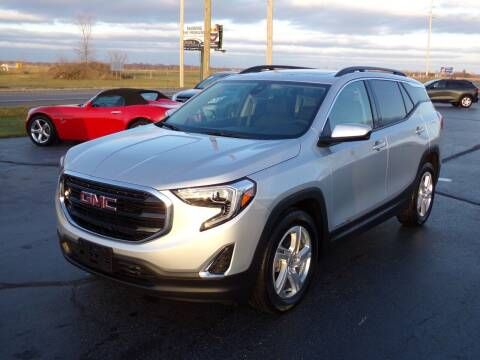 2020 GMC Terrain for sale at Westpark Auto in Lagrange IN